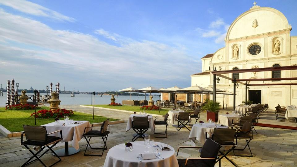 St. Regis Venice Acquerello Restaurant