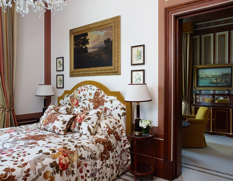 Apsely Suite The Lanesborough London