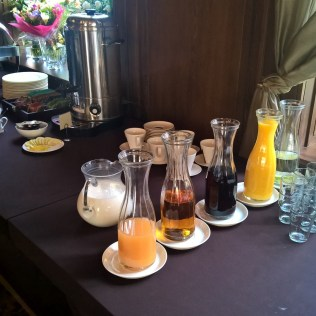 Platinum Palace Wroclaw Breakfast