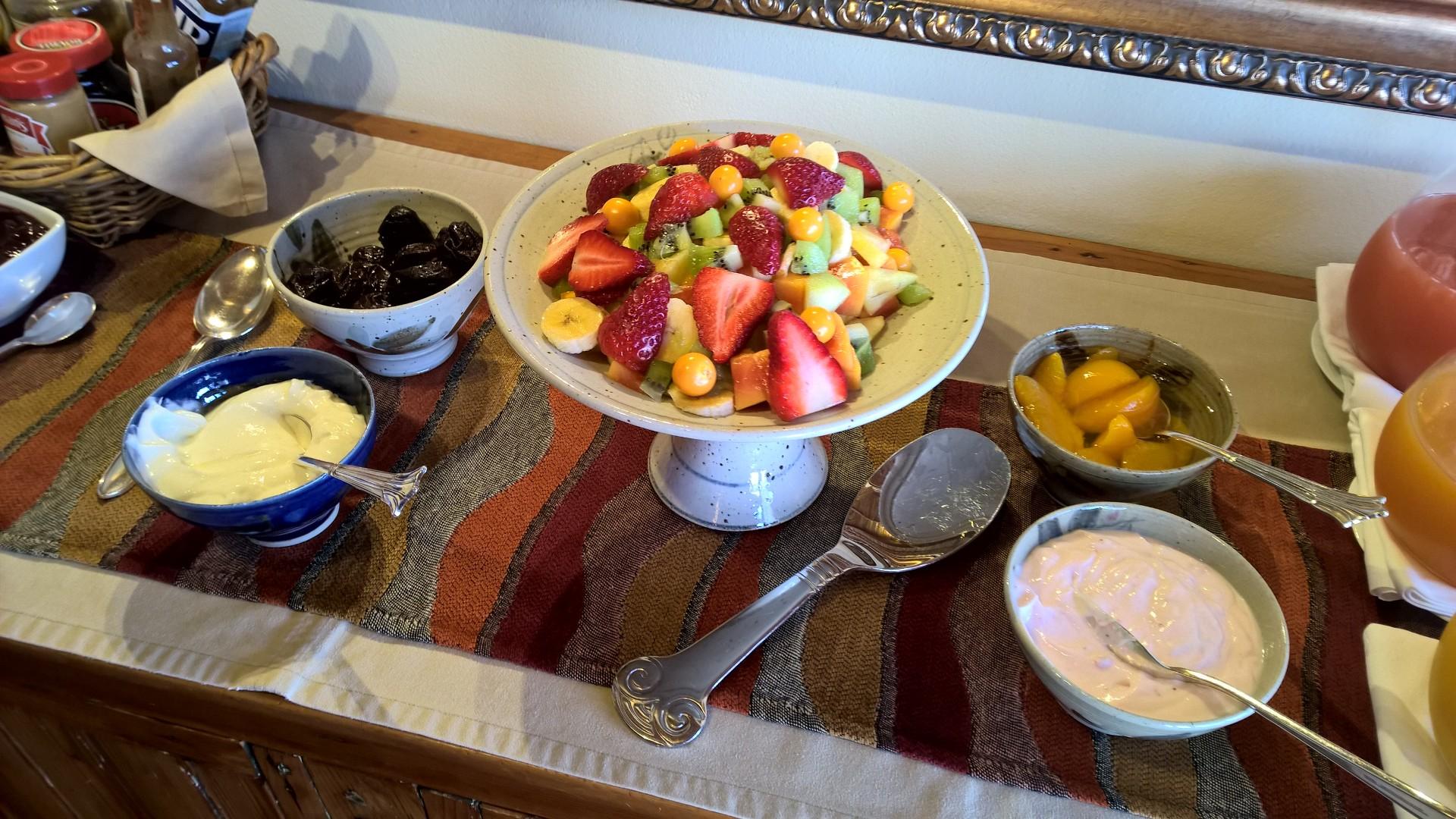 Breakfast The Hideaway Swellendam