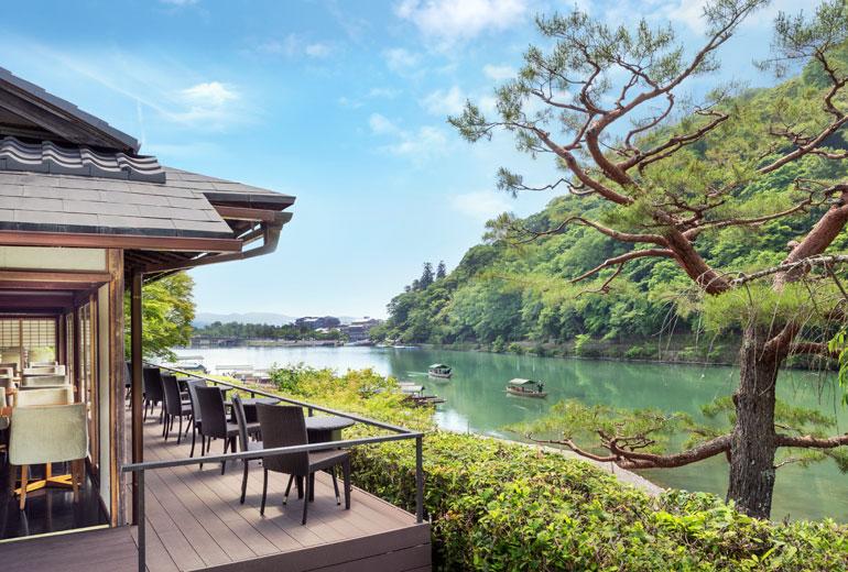 Suiran Kyoto Café Hassui