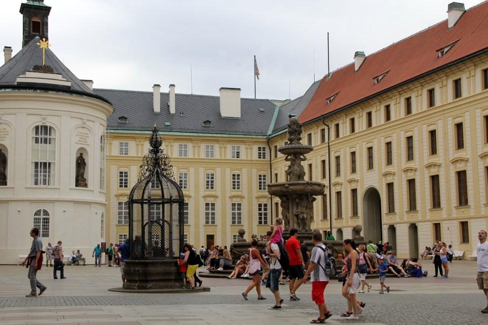 Castle Prague 9