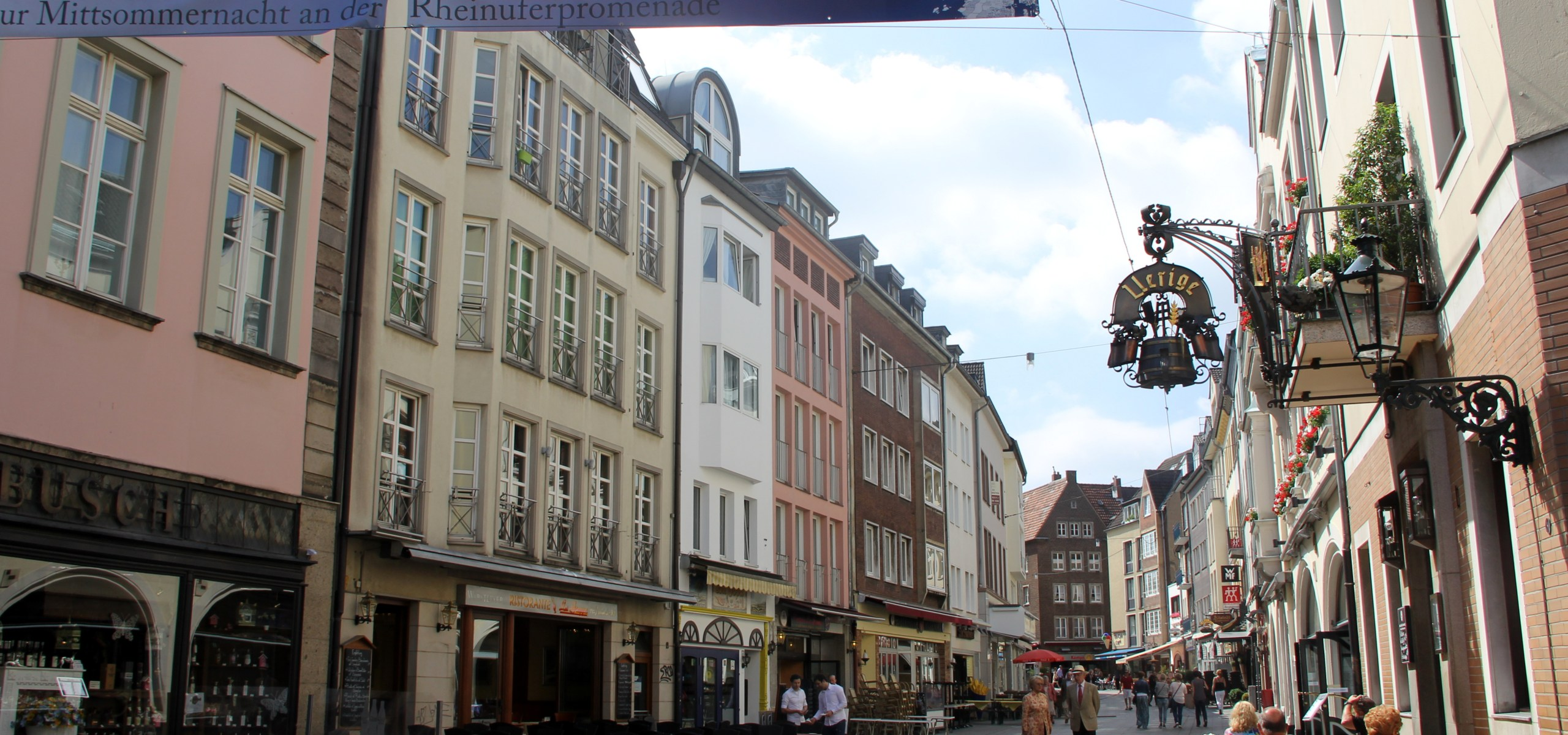 Old Town Düsseldorf
