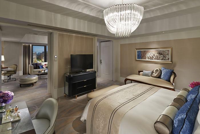 Club Boulevard Suite (Image Source: Mandarin Oriental Taipei / mandarinoriental.com)