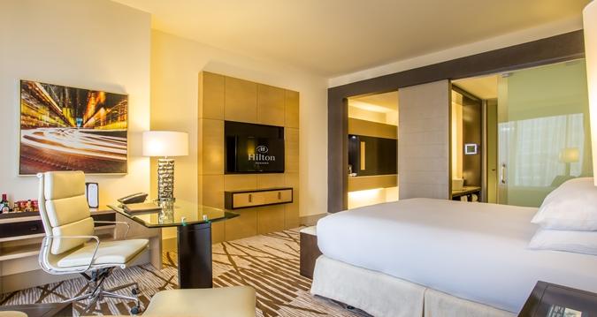 Hilton Panama Executive Room