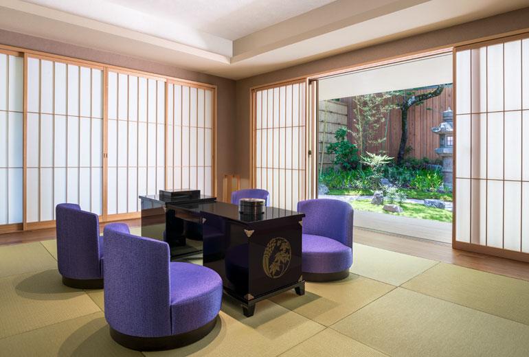 Suiran Kyoto Garden Terrace Suite