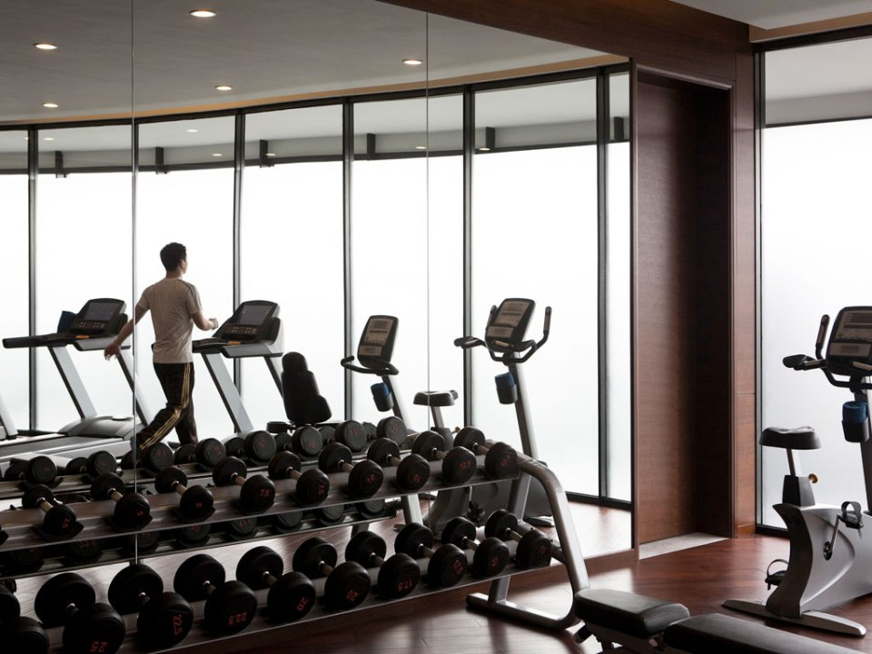 Gym Pullman Shanghai South