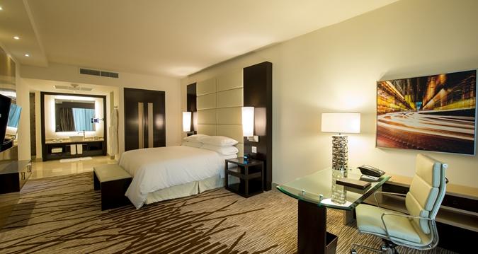 Hilton Panama Ocean View Suite