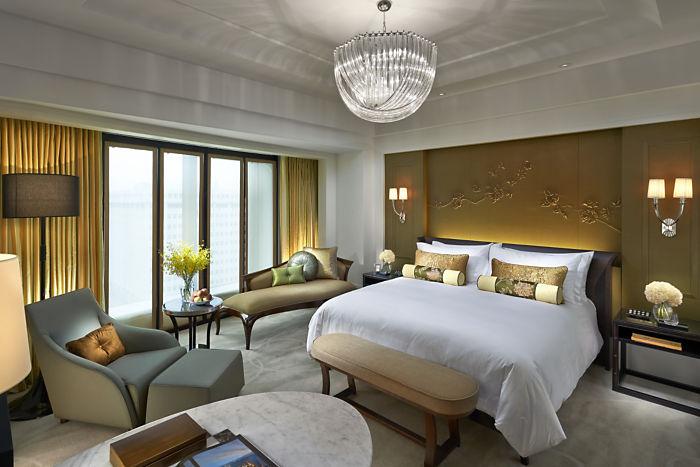 Mandarin Oriental Taipei Mandarin Room