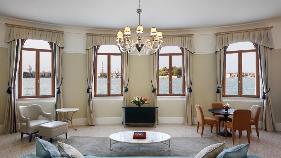St. Regis Venice Marco Polo Suite