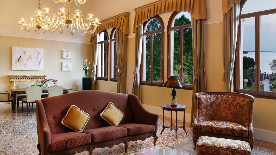 St. Regis Venice Presidential Suite