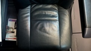 ICE First Class Seating