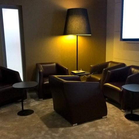 Hugo Junkers Lounge Düsseldorf Seating