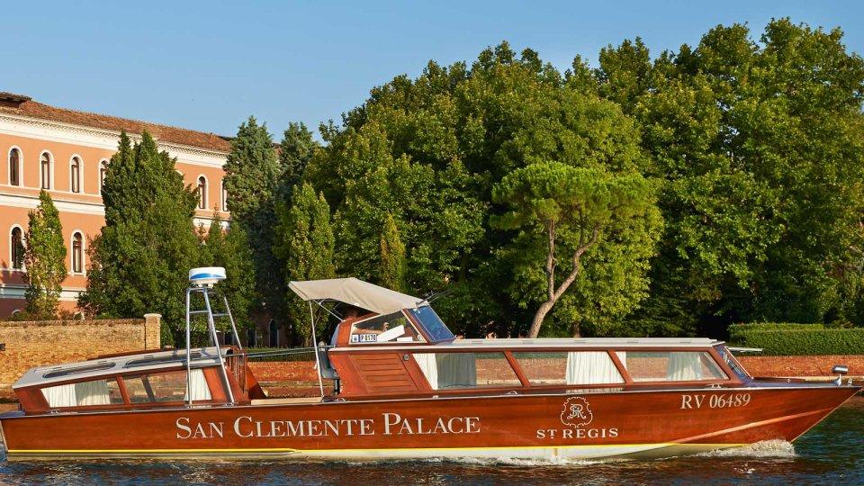 St. Regis Venice Shuttle