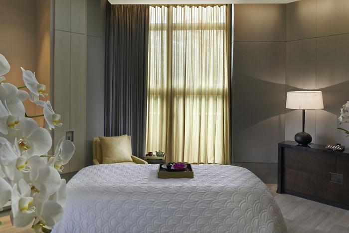 Spa (Image Source: Mandarin Oriental Taipei / mandarinoriental.com)