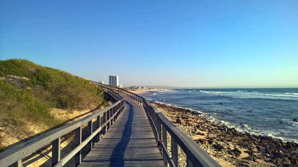 Running in Port Elizabeth