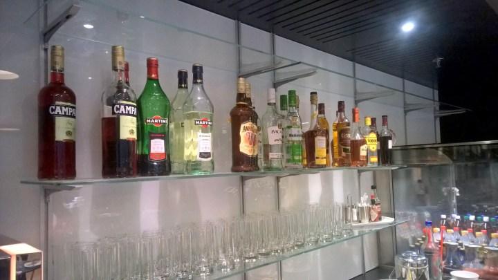Aspire Lounge Zurich Buffet