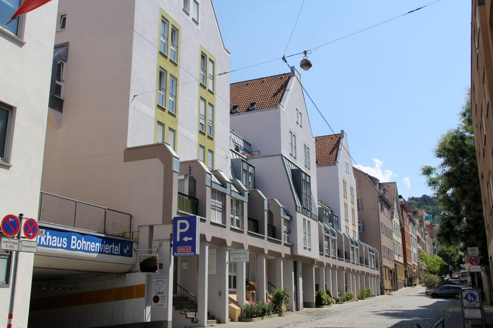 Bohnenviertel Stuttgart