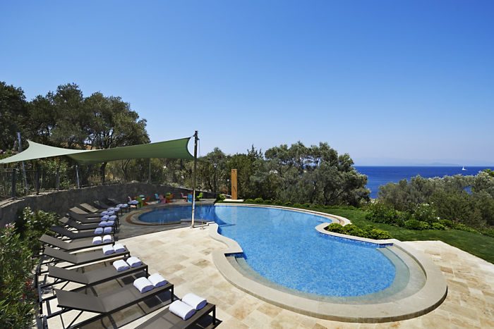 Mandarin Oriental Bodrum Children's Pool