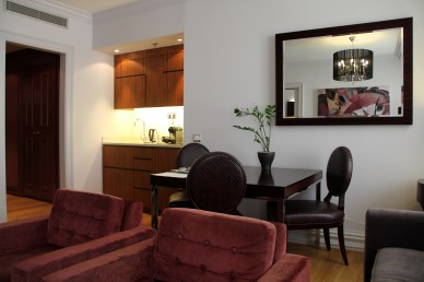 The Mark Prague Executive Suite