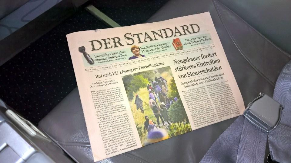 Niki Newspapers