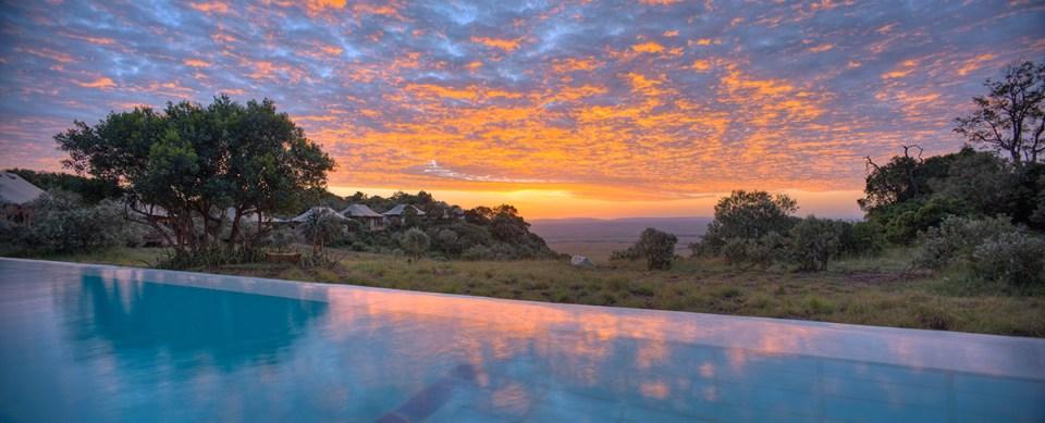Angama Mara Pool
