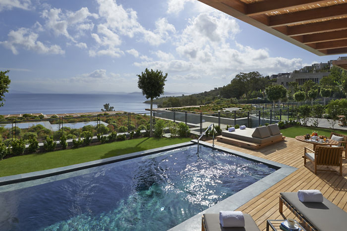 Mandarin Oriental Bodrum Sea View Suite