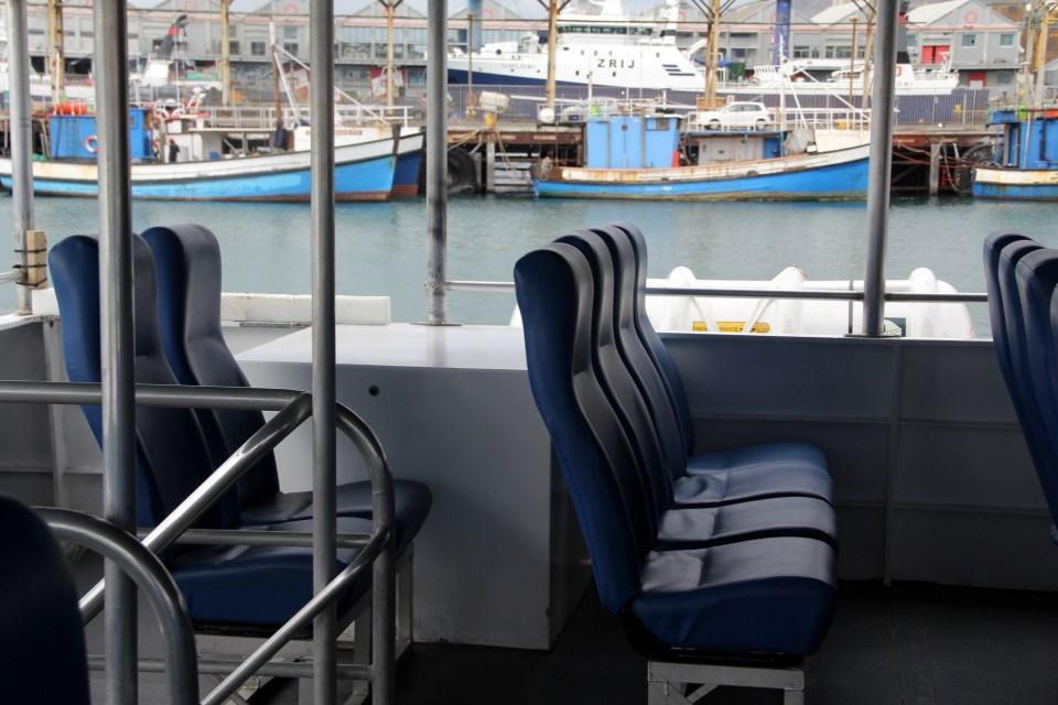 Robben Island Ship 2