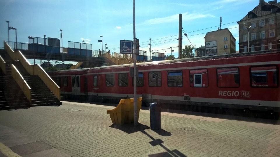 Train Szczecin