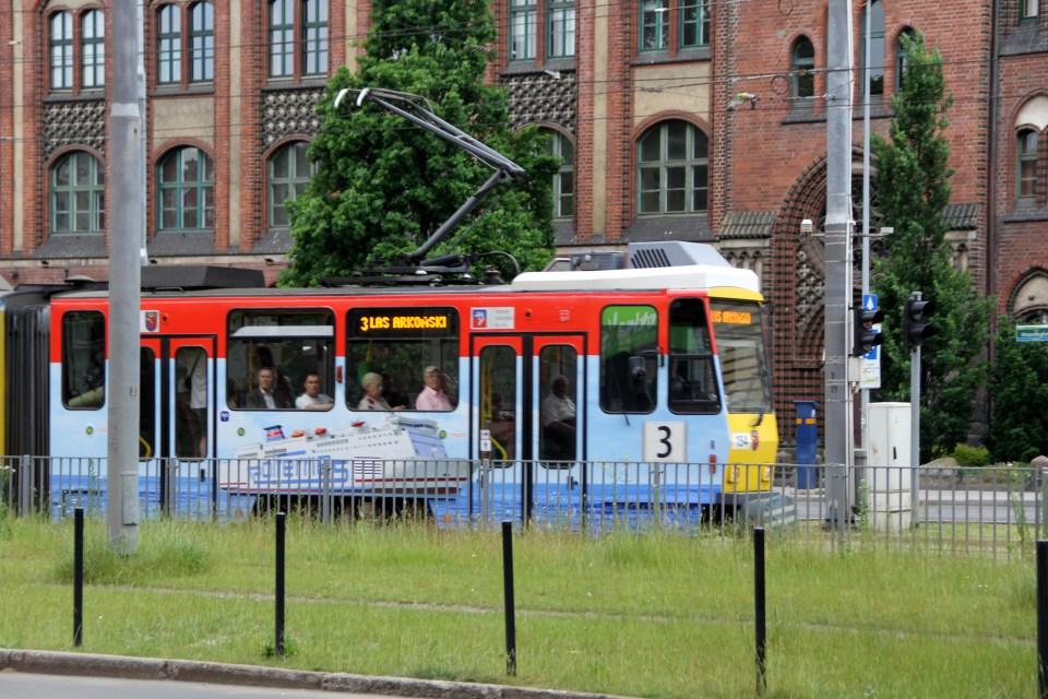Tram Szczecin