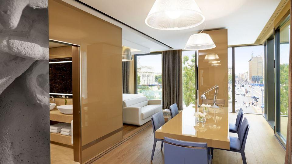 Excelsior Hotel Gallia Milan Art Suite