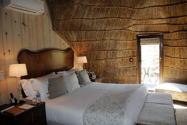 Zulu Camp at Shambala Room