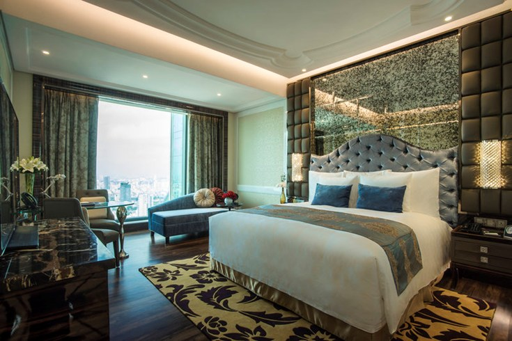 The Reverie Saigon Deluxe Room