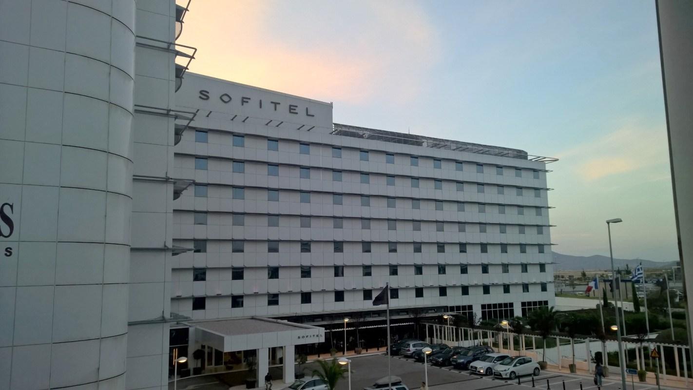 Sofitel Athens Airport Exterior