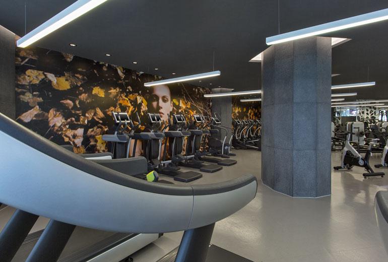 W Bogota Gym