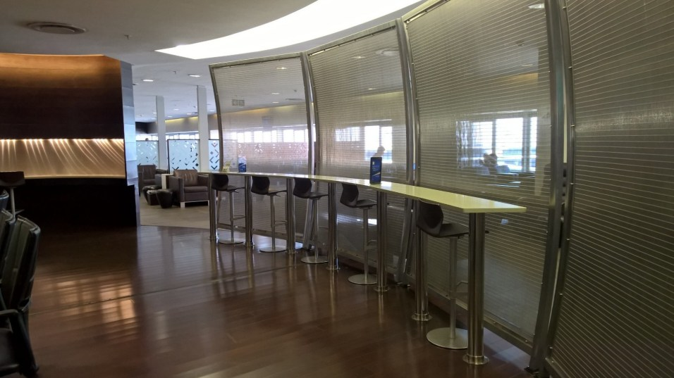Baobab Business Lounge Johannesburg Seating