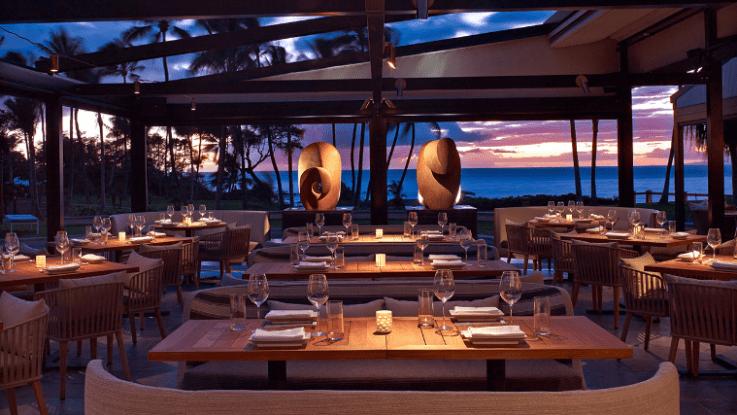 Andaz Maui Morimoto Maui