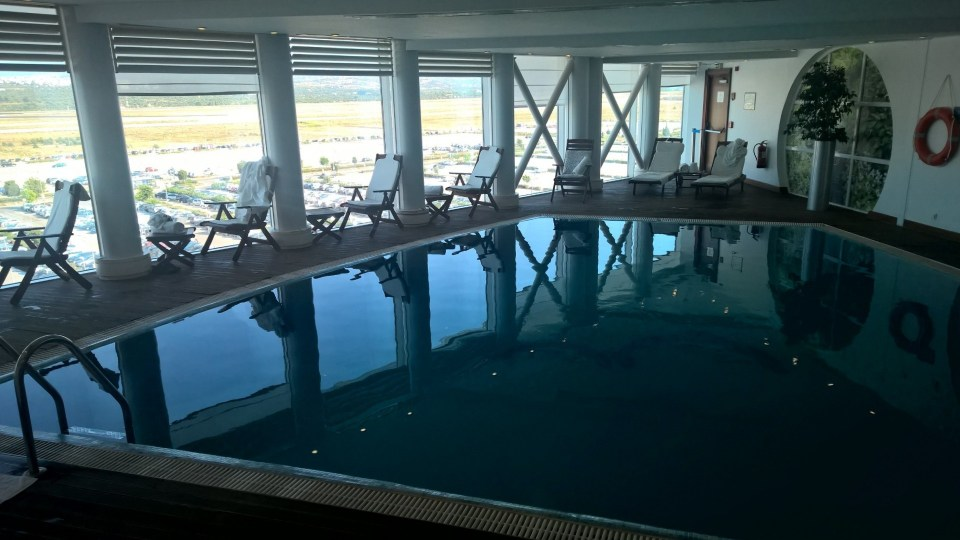Sofitel Athens Airport Pool