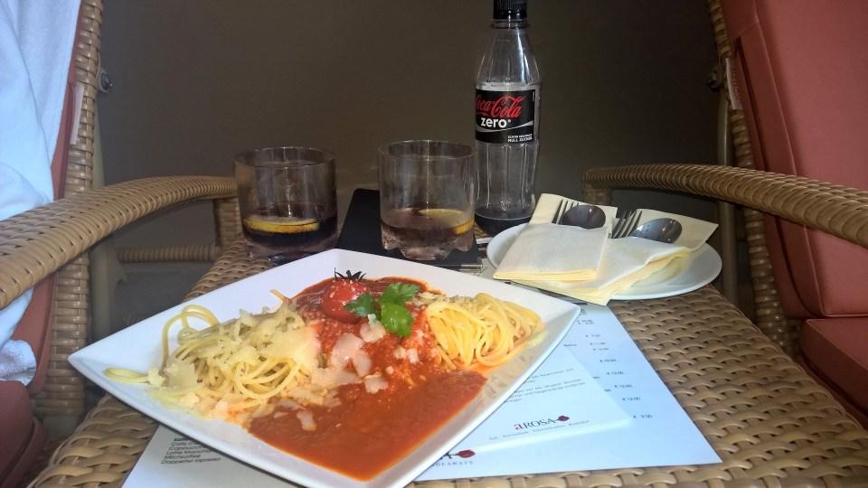 A-Rosa Scharmützelsee Lunch