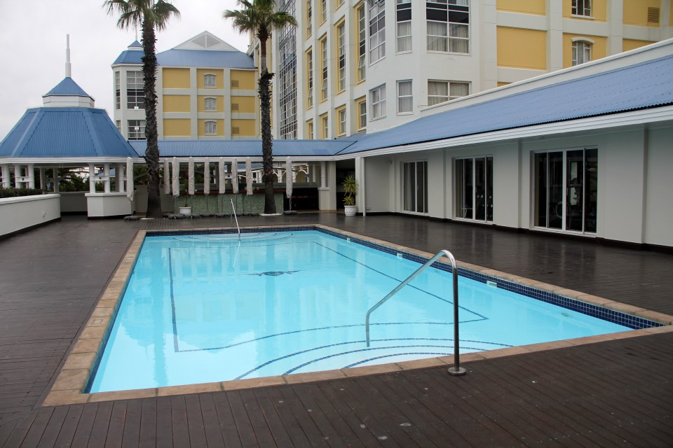 The Table Bay Hotel Cape Town Pool