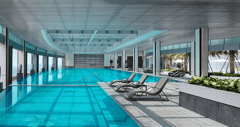 JW Marriott Shenzhen Bao'an Pool