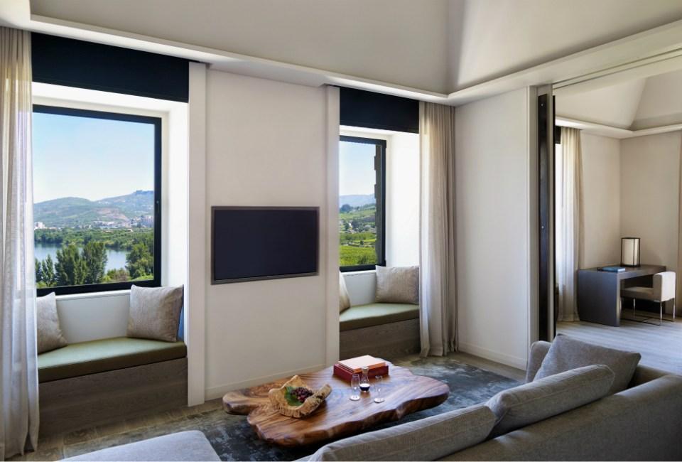 Six Senses Douro Valley Quinta Douru Master Suite