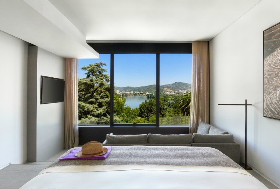 Six Senses Douro Valley Quinta River Room