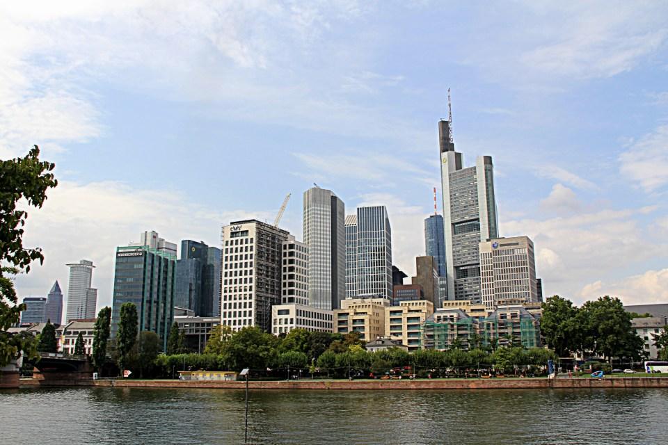 Skyline Frankfurt (Main)