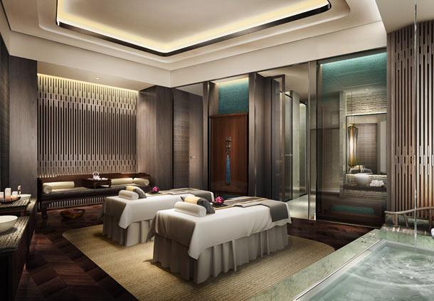 JW Marriott Shenzhen Bao'an Spa