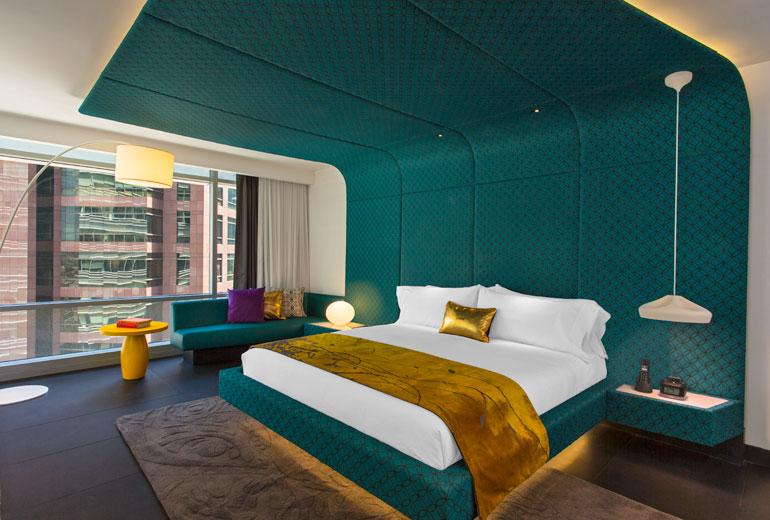 W Bogota Wow Suite