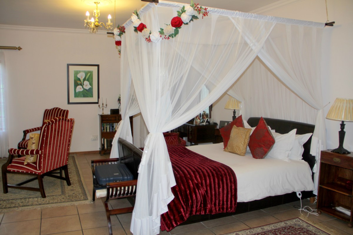 The Hideaway Swellendam Ecstasy Rose Suite
