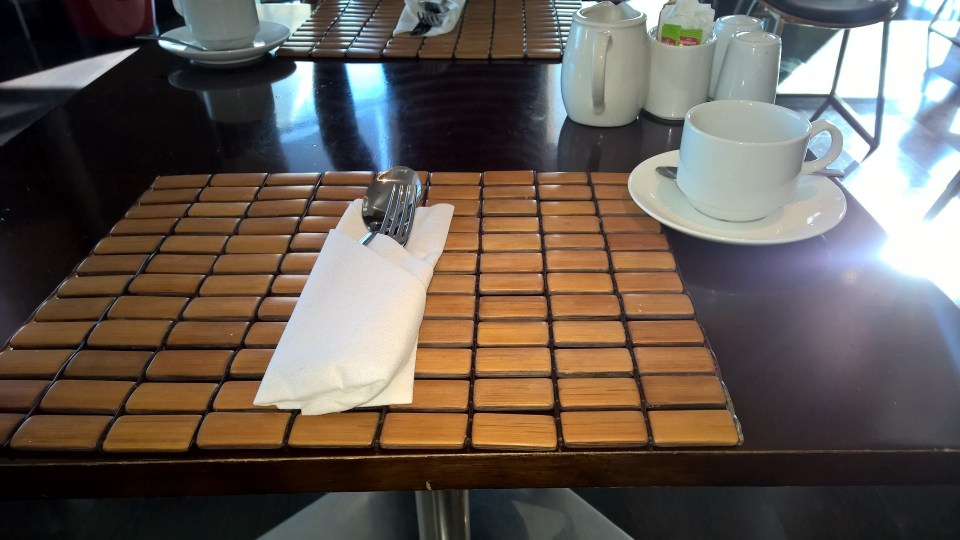 Radisson Blu Port Elizabeth Breakfast