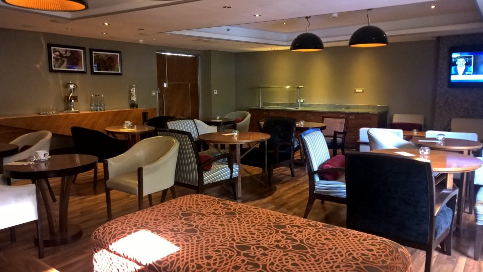 Hilton Cape Town Executive Lounge