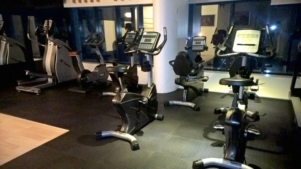 Radisson Blu Port Elizabeth Gym